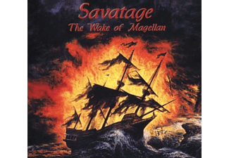 Savatage - The Wake Of Magellan (CD)