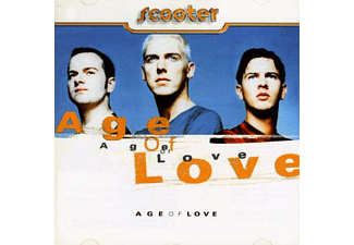 Scooter - Age Of Love (CD)