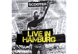 Scooter - Live In Hamburg 2010 (CD)