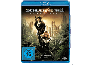 Schwermetall Chronicles - 2. Staffel [Blu-ray]
