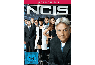 Navy CIS - Staffel 9.1 [DVD]