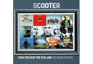 Scooter - Push The Beat For This Jam - The Second Chapter (CD)