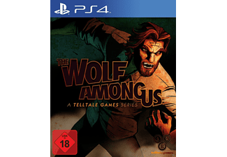 The Wolf Among Us [PlayStation 4]