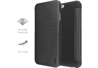 ARTWIZZ SmartJacket®, Bookcover, iPhone 6, Schwarz