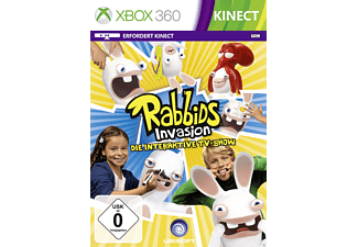 Rabbids Invasion - Die interaktive TV-Show [Xbox 360]