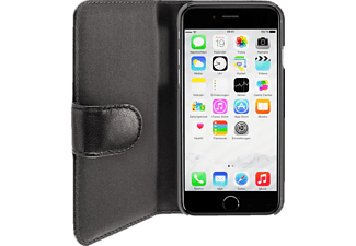 ARTWIZZ SeeJacket® Leather Bookcover Apple iPhone 6 Plus Lammleder Schwarz