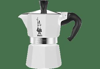 bialetti espressokocher moka express wei lackiert 6 tassen kaffeemaschinen media markt. Black Bedroom Furniture Sets. Home Design Ideas