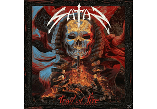 Satan - Trail Of Fire - Live In North America [CD]