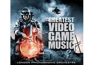 The London Philharmonic Orchestra - The Greatest Video Game Music - (CD)