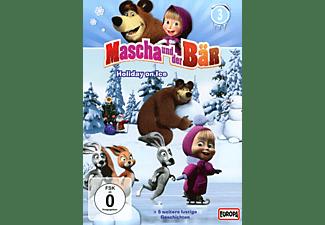 mascha und der b r vol 3 holiday on ice family kids online kaufen bei mediamarkt. Black Bedroom Furniture Sets. Home Design Ideas