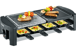 severin rg 9640 raclette partygrill raclette online kaufen bei mediamarkt. Black Bedroom Furniture Sets. Home Design Ideas
