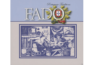 VARIOUS - Fado-Portuguese Traditions [CD]
