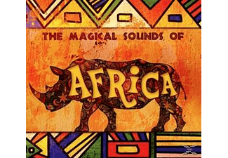 Various - The Magical Sound Of Africa - (CD)