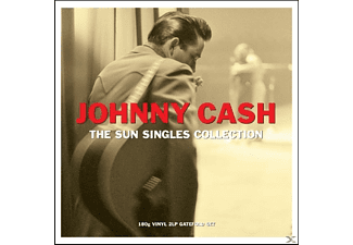 Johnny Cash - The Sun Singles Collection - (Vinyl)