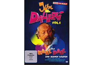 Karl Dall - Jux & Dallerei Vol. 1 - (DVD)