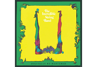The Incredible String Band - U - (CD)
