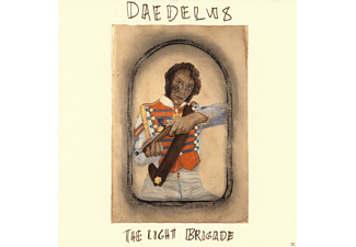 Daedelus & TTC - The Light Brigade - (CD)