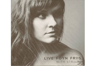 Live Foyn Friis - With Strings - (CD)