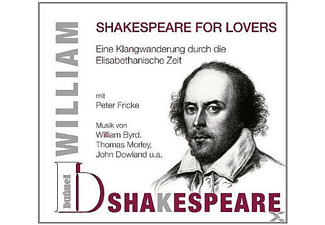 Shakespeare for Lovers - 2 CD - Comedy/Musik/Kabarett
