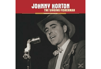 Johnny Horton - The Singing Fisherman-The Complete Recordings - (CD + Buch)