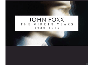 John Foxx - The Virgin Years (1980-1985) - (CD)