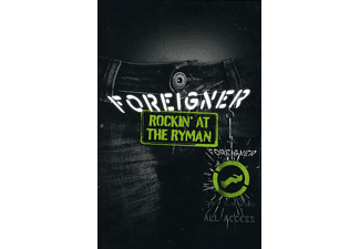 Foreigner - Rockin' At The Ryman (DVD)