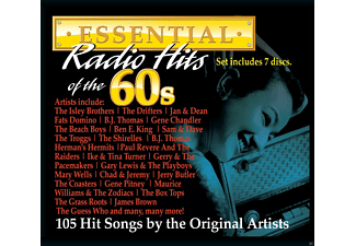 VARIOUS - Essential Radio Hits Of The 60's - (CD)