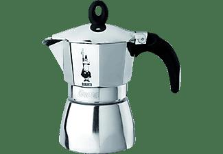 bialetti espressokocher silberfarben f r 6 tassen siebtr ger media markt. Black Bedroom Furniture Sets. Home Design Ideas