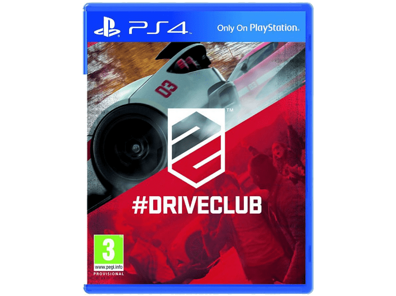 DriveClub gaming   offline sony ps4 παιχνίδια ps4 gaming games ps4 games
