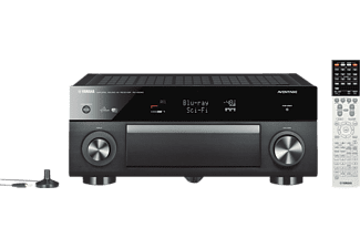 yamaha av receiver verst rker rx a1040 schwarz mediamarkt. Black Bedroom Furniture Sets. Home Design Ideas