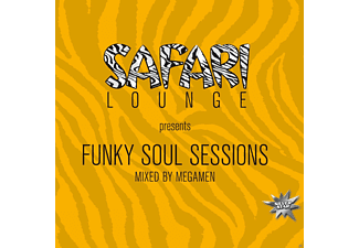 VARIOUS - Safari Lounge Presents Funky Soul Session - (CD)