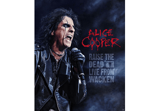 Alice Cooper - Raise The Dead - Live From Wacken [CD + Blu-ray Disc]