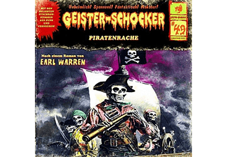 Geister-Schocker - Piratenrache-Vol.49 - (CD)