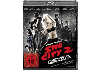 Sin City 2 - A Dame to Kill for - (Blu-ray)