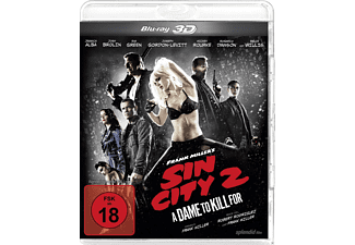 Sin City 2 - A Dame to Kill for [3D Blu-ray (+2D)]