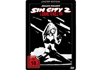 Sin City 2 - A Dame to Kill for (Limited Edition) [DVD]