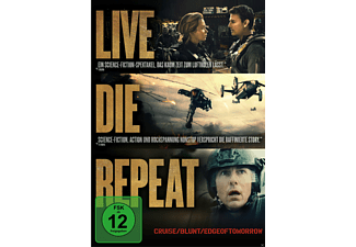 Edge of Tomorrow [DVD]