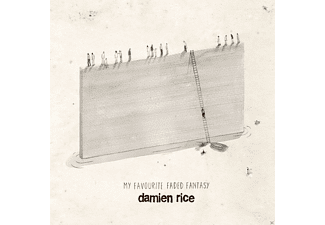 Damien Rice - My Favourite Faded Fantasy - (CD)