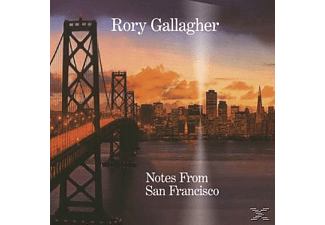 Rory Gallagher - Notes From San Francisco (Deluxe Edition) - (Vinyl)