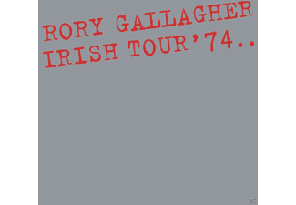 Rory Gallagher - Irish Tour '74 (Remastered) - (Vinyl)