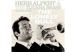 Herb & The Tijuana Brass Alpert - The Lonely Bull [CD]