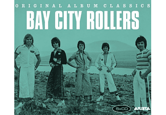 Bay City Rollers - ORIGINAL ALBUM CLASSICS [CD]