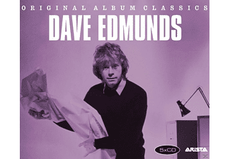 Dave Edmunds - ORIGINAL ALBUM CLASSICS [CD]