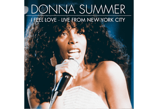 Donna Summer - I Feel Love / Live From New York City [CD]