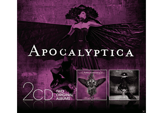 Apocalyptica - WORLDS COLLIDE/7TH SYMPHONY [CD]