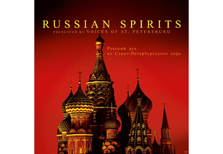 The Voices Of St. Petersburg - Russian Spirits [CD]