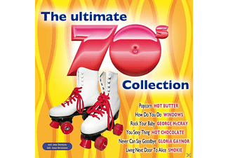 VARIOUS - 70S The Ultimate Collection - (CD)