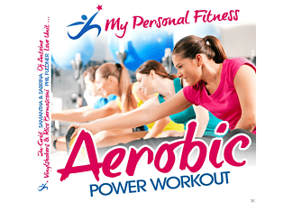 VARIOUS - My Personal Fitness: Aerobic Power Workout [CD]