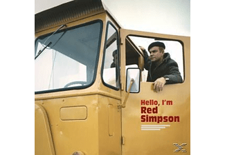 Red Simpson - Hello, I'm Red Simpson - (CD)