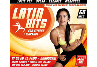 VARIOUS - Latin Hits For Fitness+Workout - (CD)